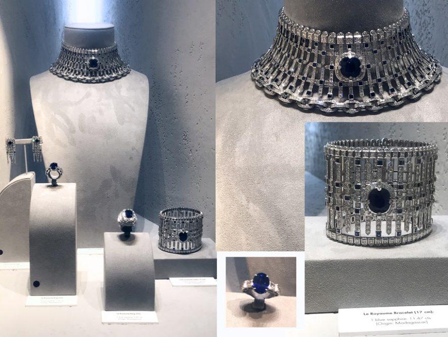 Роскошь и дух Средневековья: Louis Vuitton презентовали ювелирную коллекцию