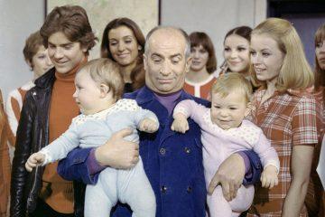 День рождения Луи де Фюнеса: топ-3 знаковых роли знаменитого комика