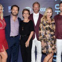"""Беверли Хиллз, 90210"": в Сети появились фото со съемок сериала"