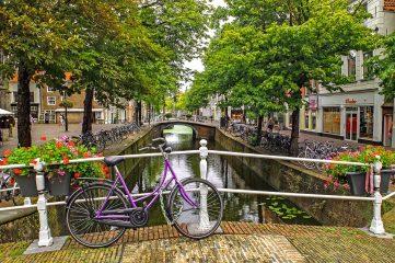Идея для отпуска: Нидерланды