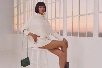 Модель-трансгендер Доминик Джексон снялась в рекламной кампании Valentino