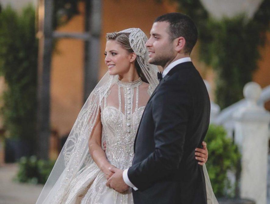 Сын Эли Сааба женился: первые фото со свадьбы