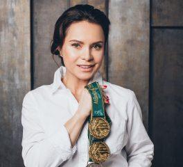 Олимпийская чемпионка Лилия Подкопаева стала мамой