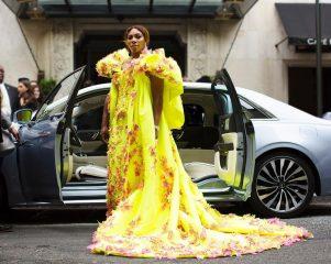 Серена Уильямс создала универсальное платье