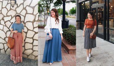 Гид по fashion: как носить юбку-колокол