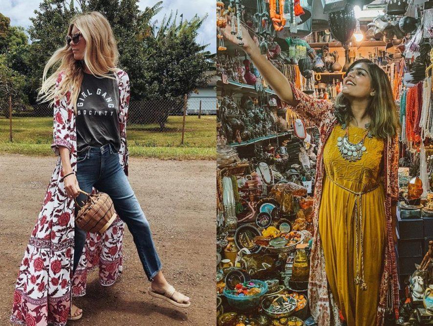 Гид по fashion: как носить накидку