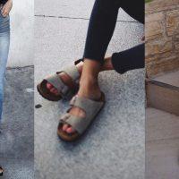 Гид по fashion: как носить биркенштоки