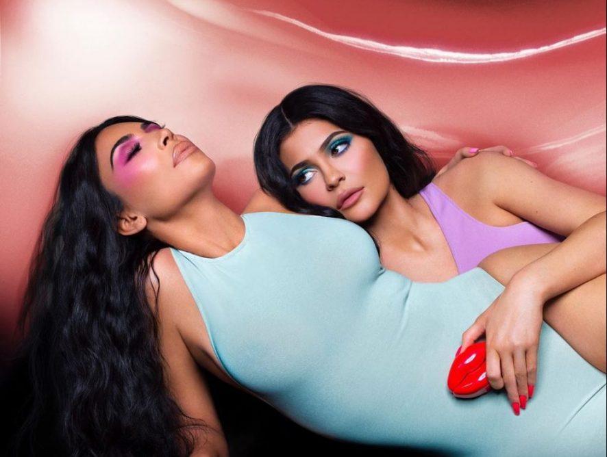 Первая парфюмерная коллаборация сестер: Кайли Дженнер и Ким Кардашян объявили о новом проекте