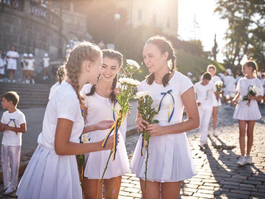 В честь Дня Независимости в Киеве состоялась Хода гідності: яркие фото и видео