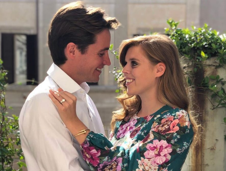Королевская семья объявила о помолвке принцессы Беатрис