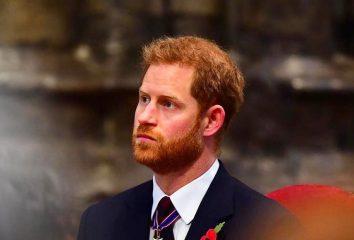 Принцу Гарри - 35: какие поздравления от родных получил именинник