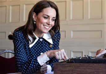 Мама, которая станет королевой: People посвятил обложку Кейт Миддлтон