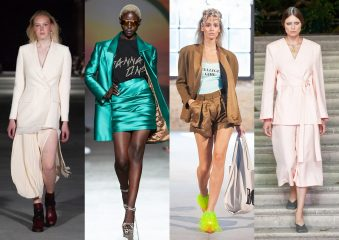 """Sexy is a new black"": топ-10 трендов сезона spring-summer 2020"