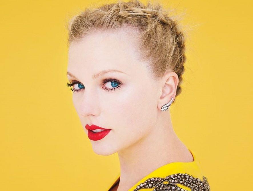 """Тейлор Свифт рассказала о конфликте с Канье Уэстом, своей карьере и финале """"Игры престолов"""""""