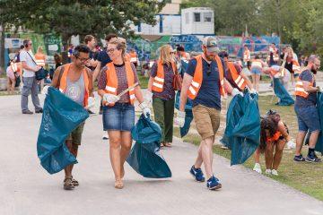 В Берлине туристам предлагают экскурсию в обмен на уборку