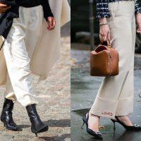 Гид по fashion: с чем носить kitten heels