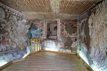 В Египте открыли для туристов две древние гробницы