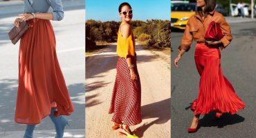 Гид по fashion: как носить юбку в пол