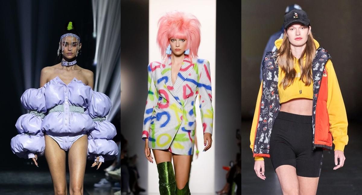 Неделя моды в Нью-Йорке: что показали для модников Vfiles, Jeremy Scott и KITH Air