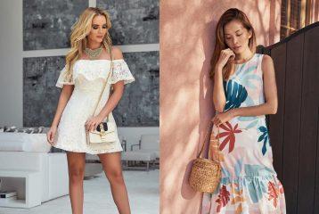 Гид по fashion: как носить платье силуэта трапеция