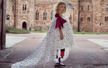 Девочка на протезах примет участие в показе на Неделе моды в Нью-Йорке
