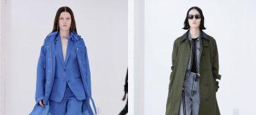 Грубые ботинки и юбки-брюки: HELMUT LANG презентовали коллекцию весна-лето 2020