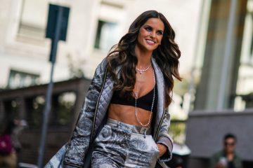 Гулар в шелковом халате, Хоск – в футболке Balenciaga: лучшие фото моделей за неделю