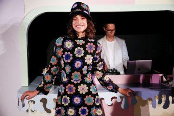 Неделя моды в Лондоне: одежда с цветочными мотивами, которая будет модной в 2020 году