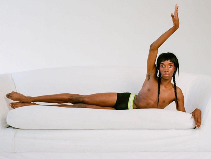 Calvin Klein показал в новой кампании моделей без фотошопа