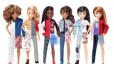 Компания Mattel выпустила гендерно-нейтральных Барби
