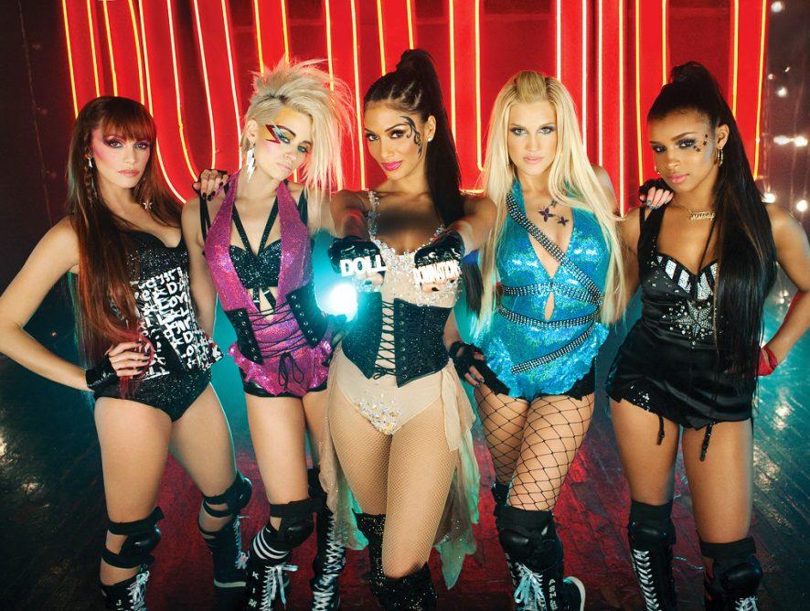 The Pussycat Dolls впервые за десять лет выступили вместе