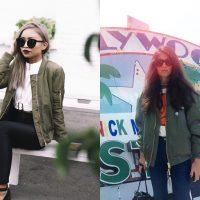 Гид по fashion: как носить бомберы