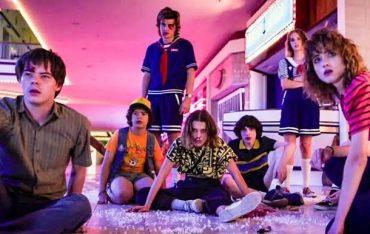 """Сериал """"Очень странные дела"""" побил рекорд Netflix"""