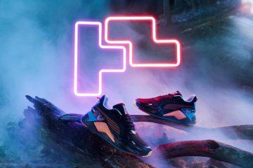 Puma и Tetris выпустили кроссовки к 35-летию игры