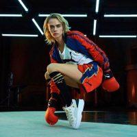 Balmain и Кара Делевинь выпустили совместную коллекцию с Puma