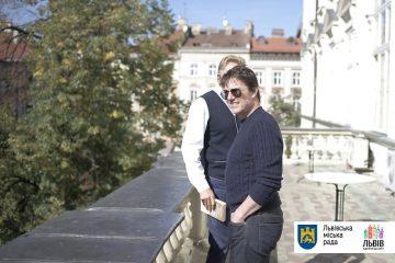 Актер Том Круз уже во Львове