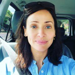Звезда 90-х Натали Имбрулья родила первенца