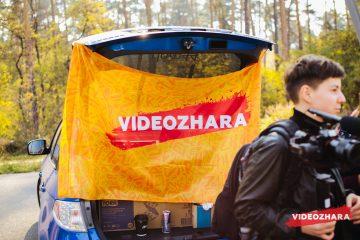 VIDEOZHARA: Евгений Клопотенко устроил субботник в Киеве
