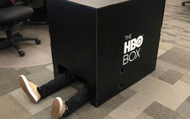 """Когда ты в """"домике"""": HBO создала черную коробку для просмотра сериалов"""