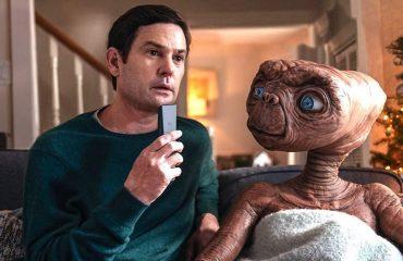 Знаменитый инопланетянин E.T. Стивена Спилберга вернулся на экран