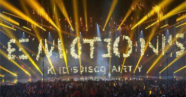 Новый рекорд Украины,TAYANNA и спецэффекты: чем удивила масштабная детская дискотека