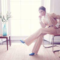 """""""Люблю все контролировать"""": Виктория Бекхэм стала героиней польского Vogue"""