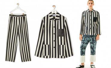 Одежда Loewe напомнила потребителям форму жертв Холокоста: бренд извинился