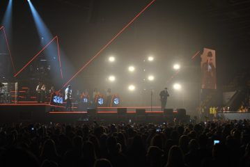 Джамала и Kyivstoner спели на большом концерте Jah Khalib