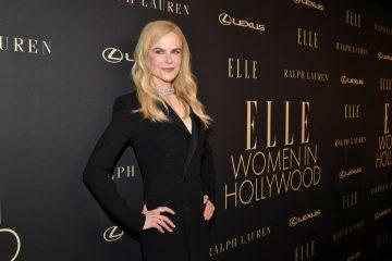 Стильная рокерша: Николь Кидман восхитила фигурой в новой фотосессии для Vogue