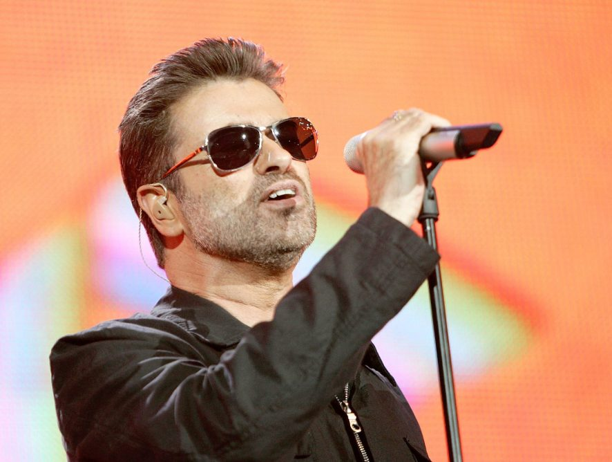 В Сеть выложили неизданную песню Джорджа Майкла