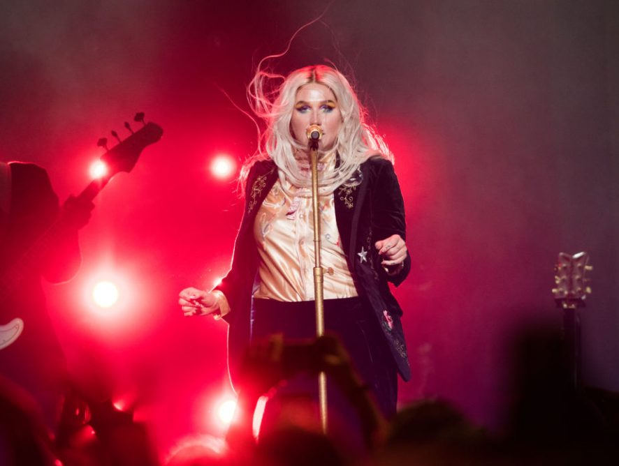 Kesha выпустила трек про актера Николаса Кейджа