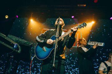 Группа ADAM сыграла сольный концерт в Киеве: фотоотчет