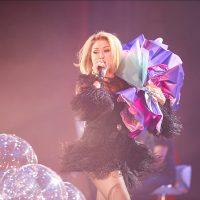 Любовь Успенская с юбилейным концертом выступила в Киеве