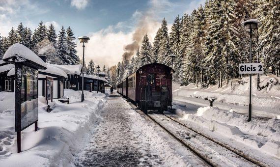 """На новогодние праздники """"Укрзалізниця"""" пустит дополнительные поезда"""